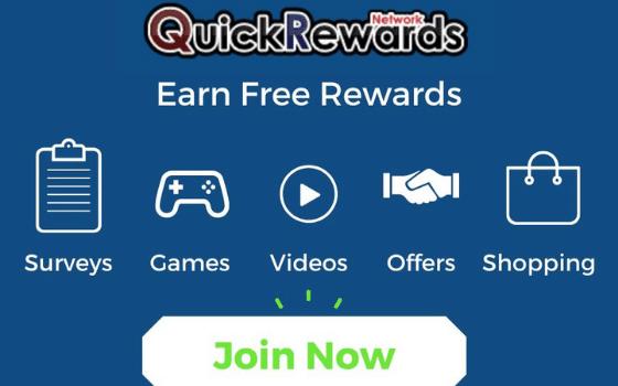 Quick Rewards - Earn Cash and Prizes!